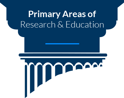 Primary Areas of Research & Education